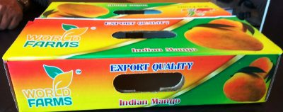 Mango Export Packaging Box MultiPack 3